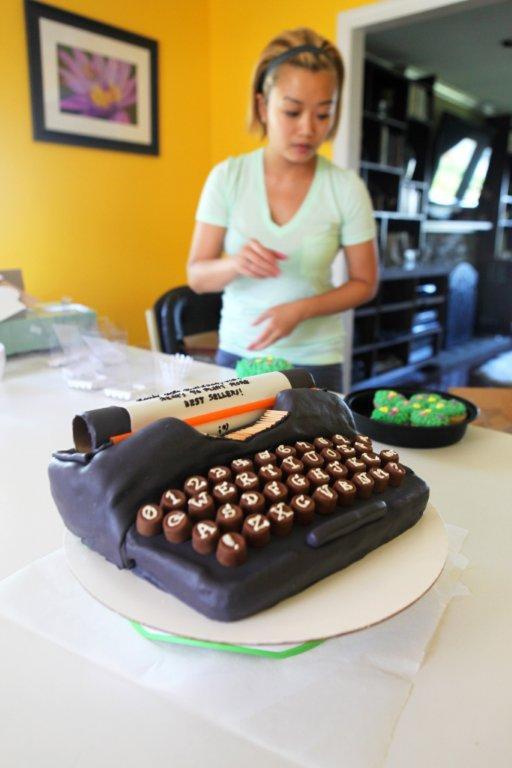 lots o cake